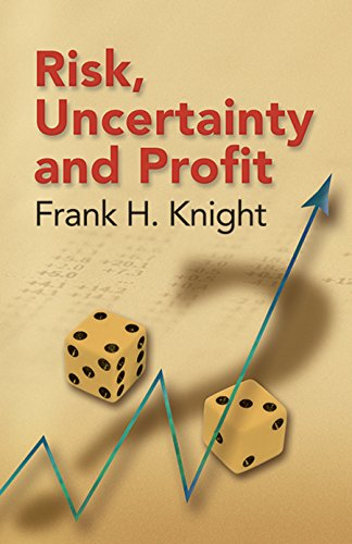 Risk, Uncertainty and Profit (Dover Books on History, Political and Social Science)の詳細を見る