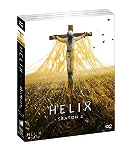 ソフトシェル HELIX -黒い遺伝子- SEASON 2 BOX(3枚組) [DVD]