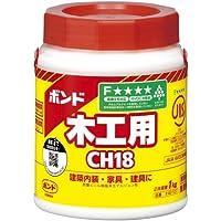 コニシ ボンド 木工用(ポリ缶) CH18 1kg