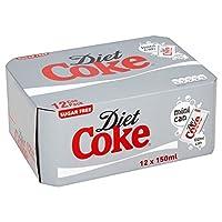 Diet Coke (12x150ml) ダイエットコーク( 12X150Ml )