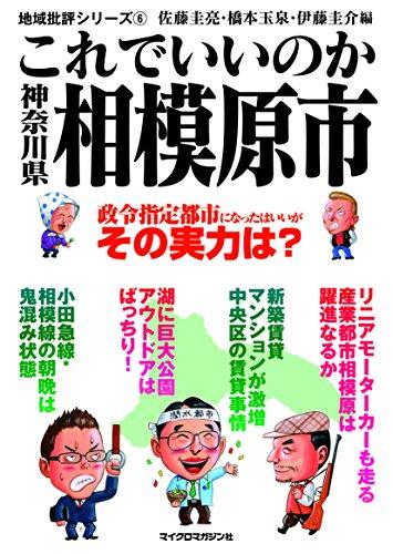 地域批評シリーズ6 これでいいのか神奈川県相模原市