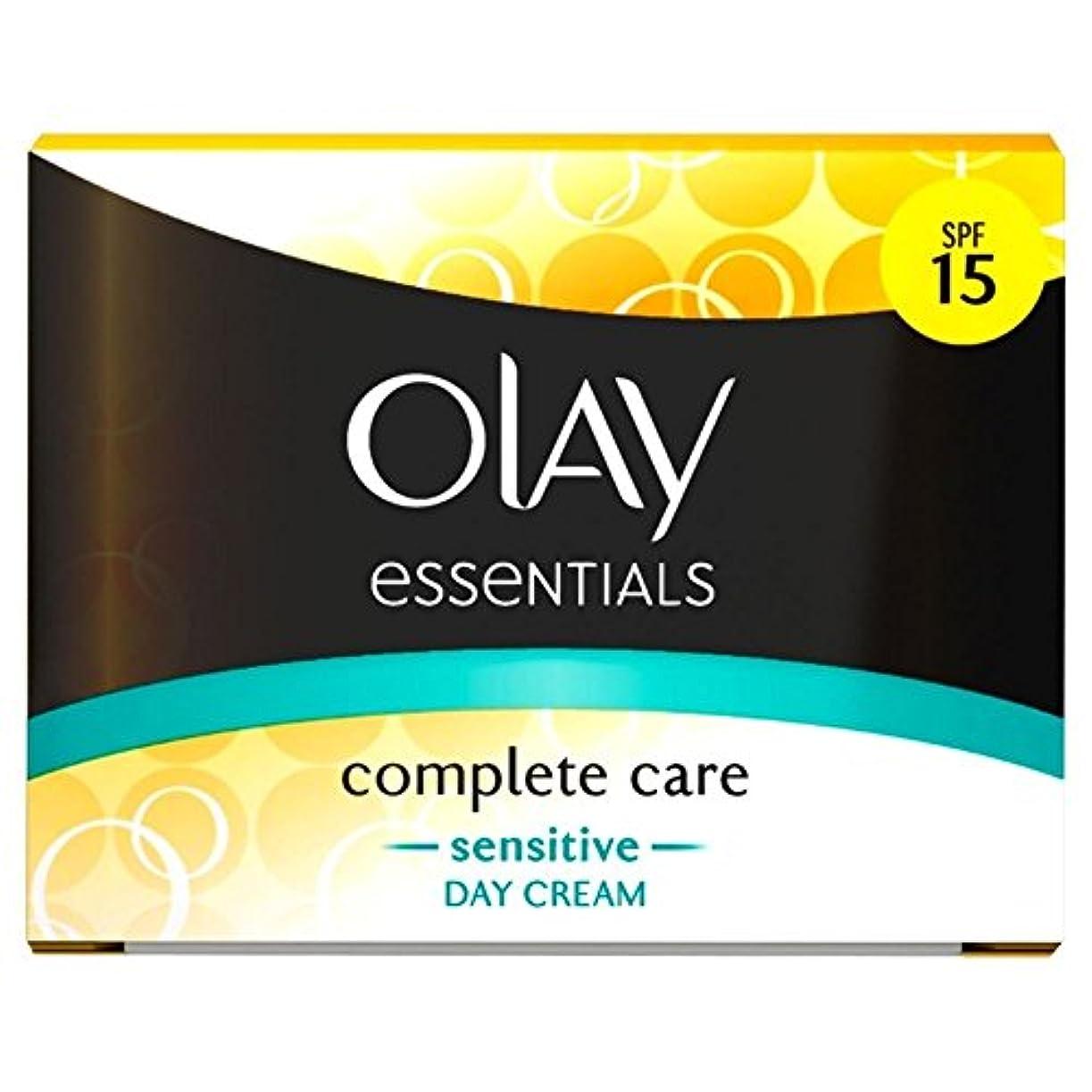 頼む無謀桃Olay Complete Care Daily Sensitive UV Cream SPF 15 (50ml) オーレイコンプリートケア毎日の敏感なuvクリームspf 15 ( 50ミリリットル)