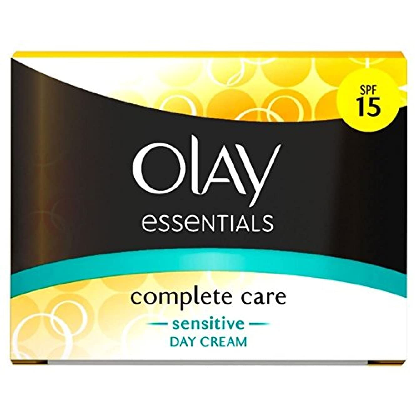 フレット国旗超音速Olay Complete Care Daily Sensitive UV Cream SPF 15 (50ml) オーレイコンプリートケア毎日の敏感なuvクリームspf 15 ( 50ミリリットル)
