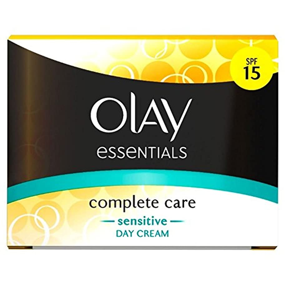 揺れる苦い言い直すOlay Complete Care Daily Sensitive UV Cream SPF 15 (50ml) オーレイコンプリートケア毎日の敏感なuvクリームspf 15 ( 50ミリリットル)