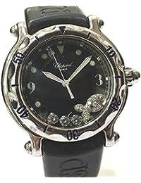 (ショパール) Chopard 28/8347 ハッピースポーツ ハッピーフィッシュ 腕時計 SS/ラバー ボーイズ 中古