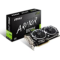 MSI GeForce GTX 1060 ARMOR 6G OCV1 グラフィックボード VD6150