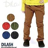(ディラッシュ) DILASH5色ストレッチツイルスキニ―パンツ/秋 ベビー キッズ 男の子 120 ブラウン