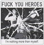 I'm nothing more than myself.