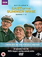 Last Of The Summer Wine: Series 1-4 [並行輸入品]