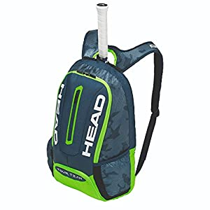ヘッド(HEAD) テニス ラケットバッグ ツアーチームバックパック ラケット1本収納可 283148