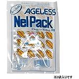 一色本店 穀物用鮮度保持剤(ネルパックシリーズ2kg・3kg・5kg・10kg用) エージレス 3個入り