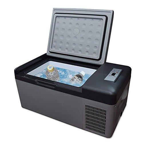 冷蔵庫 車載用 12/24V対応 (LCH-25) 15L ...