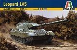 タミヤ イタレリ 1/35 ミリタリーシリーズ 6481 1/35 ドイツ連邦軍 レオパルド 1A5戦車 38481