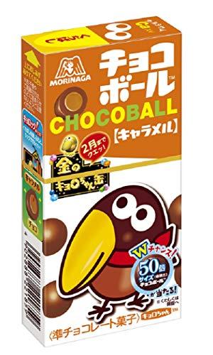 チョコボール キャラメル 28g