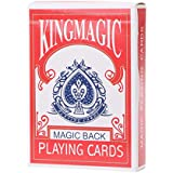 Fmingd Svengali デッキ アトム トランプ マジックカード トランプ ポーカー マジック トリック クローズアップ ストリート マジック トリックキッズ パズル おもちゃ
