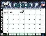 Turner Philadelphia Eagles 2016 Desk Calendar January-December 2016 22 x 17 (8061548) [並行輸入品]