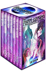 The Freelancers box set: SEVEN books of supernatural detective thrills + bonus stories (English Edition)