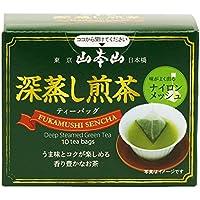 山本山 深蒸し煎茶ティーバッグ 10袋