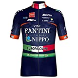 自転車ウェア 2018 Fantini Nippo Europa Ovini 半袖ジャージ Sサイズ サンティーニ