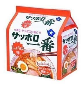 サッポロ一番 しょうゆ味 5食×6個