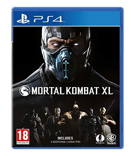Mortal Kombat XL (PS4) (輸入版)