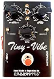 Sabbadius Custom Pedal Effects Tiny Vibe Black タイニー バイブ ギター エフェクター
