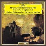 Shostakovich: Symphony No. 10/Strav