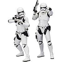 コトブキヤ ARTFX+ STAR WARS ファースト?オーダー ストームトルーパー 2パック 1/10スケール PVC製 塗装済み簡易組立フィギュア