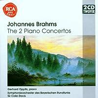 Brahms;Piano Concertos 1+2