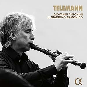 Telemann: Music for Recorder