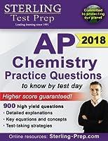 Sterling Test Prep AP Chemistry Practice Questions: High Yield AP Chemistry Questions & Review [並行輸入品]