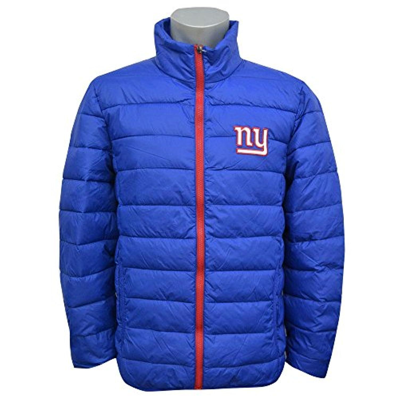 G-III(ジースリー) NFL ニューヨーク?ジャイアンツ パッカブル ダウンジャケット