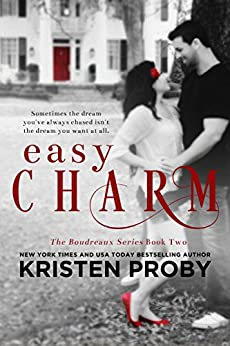 Easy Charm (The Boudreaux Series Book 2) by [Proby, Kristen]