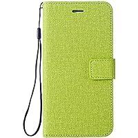 専用ケース、MeetJP 耐久性プレミアム ファッションなデザインスマートフォンケース プレミアム 保護電話ケース 用ケース(Green)
