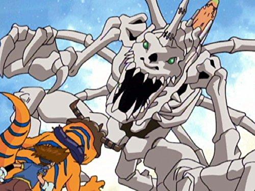 第16話 暗黒進化!スカルグレイモン