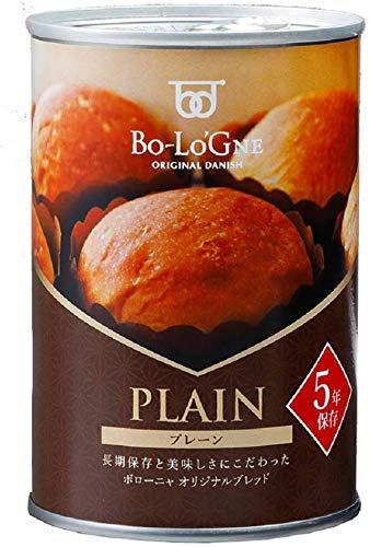 備蓄deボローニャ ブリオッシュパン プレーン 24缶