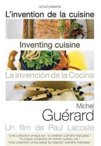 Michel Guerard: Inventing Cuisine [DVD] [2009] by Paul Lacoste