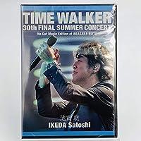 池田聡 / 「TIME WALKER 30th FINAL SUMMER CONCERT」 No Cut Music Edition at AKASAKA BLITZ [DVD]