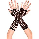 Gloves - Long Fishnet Black (並行輸入品)