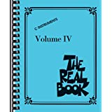 The Real Book - Volume IV: C Edition (Fake Book): 4