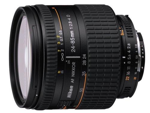 Nikon 標準ズームレンズ Ai AF NIKKOR 24-85mm f/2.8-4D IF フルサイズ対応