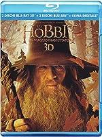 Lo Hobbit - Un Viaggio Inaspettato (2 Blu-Ray 3D+2 Blu-Ray+Booklet) [Italian Edition]