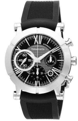[ティファニー]Tiffany&Co. 腕時計 Atlas Gent ブラック文字盤 自動巻 Z1000.82.12A10A91A メンズ 【並行輸入品】