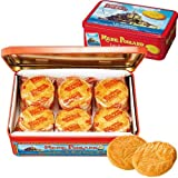 ラ・メール・プラール 缶入りガレットクッキー6缶セット