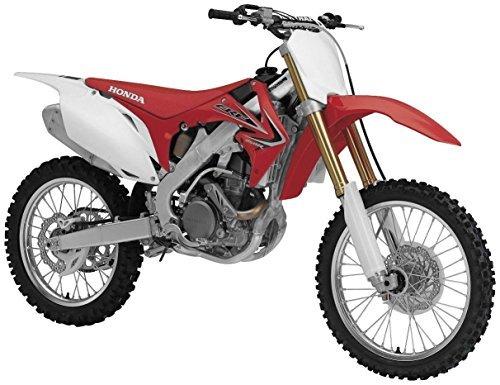 Honda CRF450R 2008 1:12 scale diecast motorcycle by Newray [並行輸入品]
