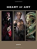 Heart of Art: A Glimpse into the Wondrous World of Special Effects Makeup and Fine Art of Akihito
