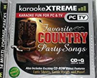 Favorite Country Party Songs