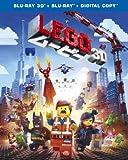 LEGO®ムービー 3D&2D ブルーレイセット(初回限定生産/2枚組/デジタルコピー付) [Blu-ray]