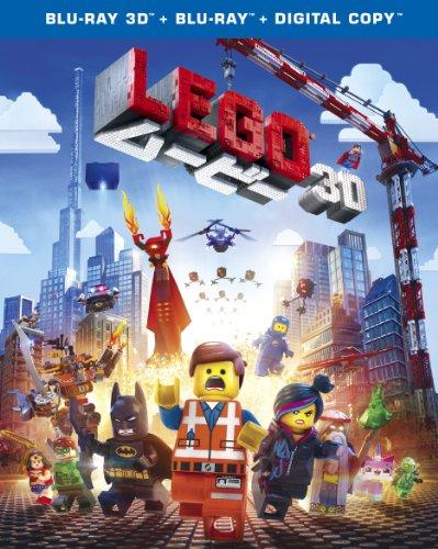 LEGO®ムービー 3D&2D ブルーレイセット(初回限定生産/2枚組/デジタルコピー付) [Blu-ray]の詳細を見る
