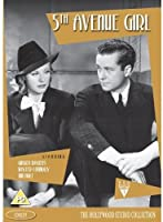 Fifth Avenue Girl [DVD] [Import]